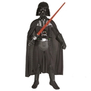 Rubies Costumes 134790 Star Wars Darth Vader Deluxe Child Costume - Large