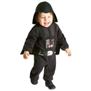 Rubies Costumes 134904 Star Wars Darth Vader Fleece Toddler Costume - 2-4
