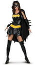 Rubies Costumes 134980 Batgirl Deluxe Adult Costume - X-Small