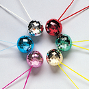 US Toy JA161 Disco Necklace Asst.