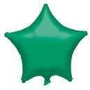 Party Destination 17127 Green Star Foil Balloon
