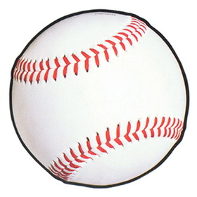 "Beistle  55467 13 1/2"" Baseball Cutout"