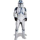 Rubies Costumes 138906 Star Wars Clone Trooper Deluxe Child Costume - Large