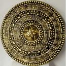 Forum Novelties 58700 Gold Roman Shield