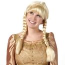 Forum Novelties 59397 Inga from Sweden Wig (Blonde)
