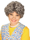 Forum Novelties 59981 Mom Wig - Grey