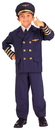 Forum Novelties 60529 Airline Pilot Child Costume