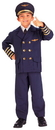 Forum Novelties 60530 Airline Pilot Child Costume