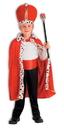 Forum Novelties 60598 King Child Costume Kit