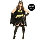 Rubies Costumes 145024 Batgirl Adult Plus Costume