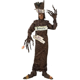 Rubies Costumes 888178STD Haunted Tree Adult Costume, Display Size: Standard One-Size