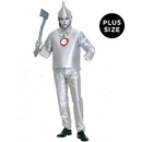 Rubies Costumes 17494 The Wizard of Oz - Tin Man Adult Plus Costume