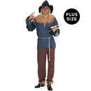 Rubies Costumes 17495 The Wizard of Oz - Scarecrow Adult Plus Costume