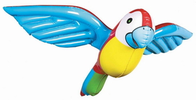 "Amscan 399695 23"" Inflatable Parrot"