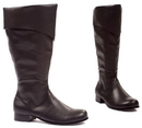 Ellie Shoes 121BernardBlkS Bernard (Black) Adult Boots