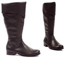 Ellie Shoes 121BernardBlkM Bernard (Black) Adult Boots