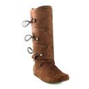 Ellie Shoes 111ThomasBrwnL Thomas (Brown) Adult Boots