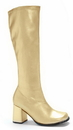Ellie Shoes GogoGLD10 Gogo (Gold) Adult Boots