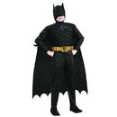 Rubies Costumes 149804 Batman The Dark Knight Rises Deluxe Muscle Chest Child Costume - Medium