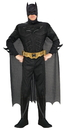Rubies Costumes 149817 Batman The Dark Knight Rises Muscle Chest Deluxe Adult Costume - Large (42-44)