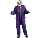 Rubies Costumes 149821 Batman Dark Knight The Joker Deluxe Adult Costume - X-Large