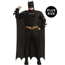 Rubies Costumes 149824 BatmanThe Dark Knight Rises Muscle Chest Deluxe Adult Plus Costume - Plus (44-50)