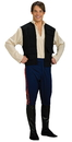 Rubies Costumes 150067 Star Wars Deluxe Han Solo Adult Costume - X-Large