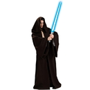 Rubies Costumes 150073 Star Wars Super Deluxe Jedi Robe Adult  Costume