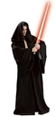 Rubies Costumes 16223 Star Wars Deluxe Sith Robe Adult Costume