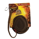 Rubies Costumes 150126 Indiana Jones - Indiana Jones Hat and Whip Set Adult