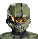Rubies Costumes 150235 Halo 3 Master Chief 2 piece Vacuform Mask Adult