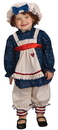 Rubies Costumes 885712T Yarn Babies Ragamuffin Dolly Infant / Toddler Costume