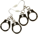 Rubies Costumes 7846 Handcuff Earrings