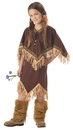 California Costumes 151142 Princess Wildflower Child Costume - Large