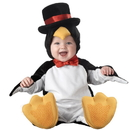 In Character Costumes 151949 Lil' Penguin Elite Collection Infant / Toddler Costume - 6-12 Months