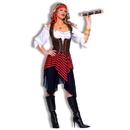 Forum Novelties 62169 Sweet Buccaneer Adult Costume