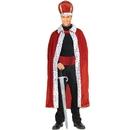 Forum Novelties 152327 King Robe & Crown Adult Costume Kit