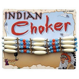 Forum Novelties 58497 Indian Choker, Display Size: One Size