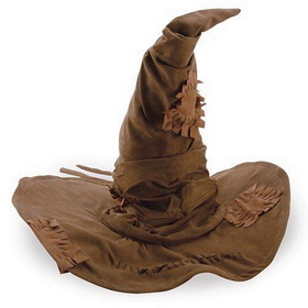 Rubies Costumes 49953 Harry Potter Sorting Hat - Size: One Size - Color: Brown