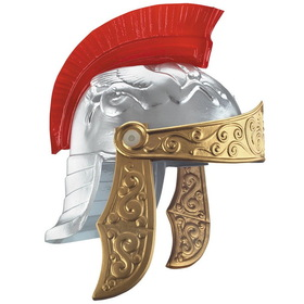 Disguise 14732-I Roman Helmet, Display Size: One-Size