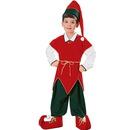 Rubies Costumes 10129M Velvet Elf Child Costume