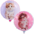 Party Destination rachaelhale Glamour Cats Foil Balloon