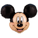 Party Destination 30231 Disney Mickey Mouse Head Jumbo Foil Balloon