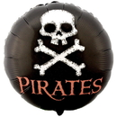 Party Destination BD946325 Pirates Foil Balloon