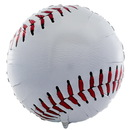 Party Destination 19504 Baseball Foil Balloon