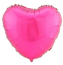 Party Destination 14948 Heart Foil Balloon