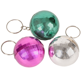5844 Disco Ball Keychains