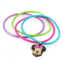 Party Destination 177613 Disney Minnie Mouse Bracelet Set Assorted