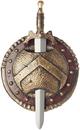 California Costumes 60472 Spartan Combat Shield and Sword