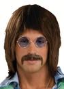 Forum Novelties 62757 60's Singer Adult Wig